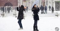 Снег и минус: в Москву вернется зимняя погода