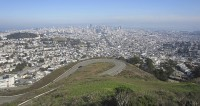 В Сан-Франциско перевернулся автобус: пострадали 29 человек