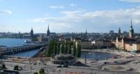 В Стокгольме появились первые беспилотные автобусы