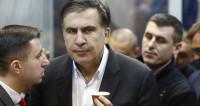 Голодный и злой Саакашвили