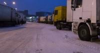 Участок трассы А-181 Выборг-Брусничное временно закрыли для автобусов