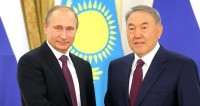 Назарбаев: Мое многолетнее сотрудничество с Путиным – это феномен