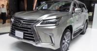 У москвича угнали Lexus за 7 млн рублей