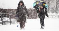 Подмосковье накроют мощные снегопады