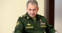 Шойгу поблагодарил военных, охранявших Путина в Сирии