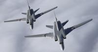 Российские Ту-22М3 уничтожили вооружение и технику ИГ в Сирии