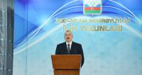Спортивные итоги: Алиев наградил чемпионов и их тренеров