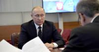 Путин подал в ЦИК документы для выдвижения кандидатом на выборах