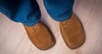 Непрочные швы и следы клея: как правильно выбрать мужские туфли