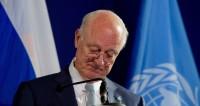 Астана-8: на переговоры по Сирии прибыл Стаффан де Мистура