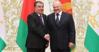 Рахмон: Лукашенко в Таджикистане любят и смотрят его по телеканалу «МИР»