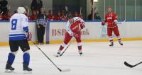 Хоккейная команда Лукашенко одержала победу в любительском турнире