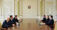 Ильхам Алиев обсудил с депутатами Госдумы успехи сотрудничества стран