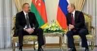 Путин и Алиев уверены в успешном развитии партнерства между двумя странами