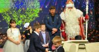 Дед Мороз рассекретил загаданное желание Рамзана Кадырова