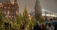 «Путешествие в Рождество»: Москва нарядилась к встрече праздников