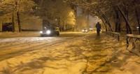 Москва пережила самую морозную ночь
