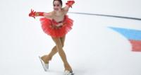 Чемпионкой России по фигурному катанию стала Алина Загитова
