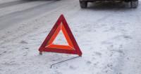 В США столкнулись более 80 авто из-за снега