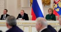 Путин рассказал, что угнетает российских предпринимателей