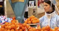 Оранжевое удовольствие: мандарины в России к Новому году подешевели