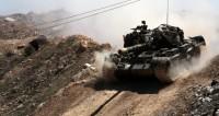 Сирийская армия и ВКС России сорвали прорыв боевиков под Пальмирой