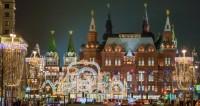 В Кремле пройдет Общероссийская новогодняя елка