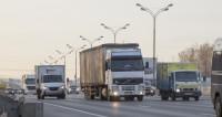 Казахстан и Азербайджан значительно увеличили объем автоперевозок