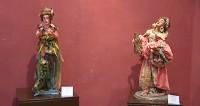 «Под крылом Ангела»: мастера Грузии и Азербайджана показали авторских кукол