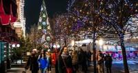В новогоднюю ночь в Москве обещают легкий мороз