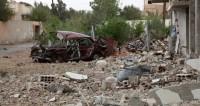 Жители сирийского Африна бегут от турецких авиаударов