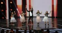 «Во весь голос»: девичий квартет «Кудри» с Дмитрием Колдуном удивили жюри