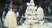 Чичилаки: елка на грузинский лад