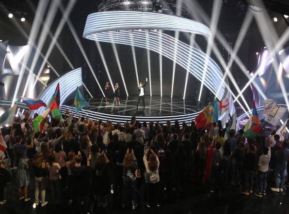 «Во весь голос»: юные певцы Содружества встали в хоровод дружбы