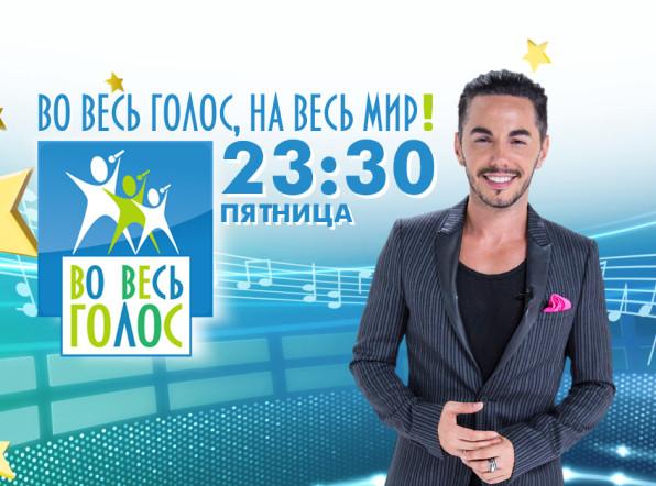 «Во весь голос», тур третий: творческий вечер Дмитрия Маликова