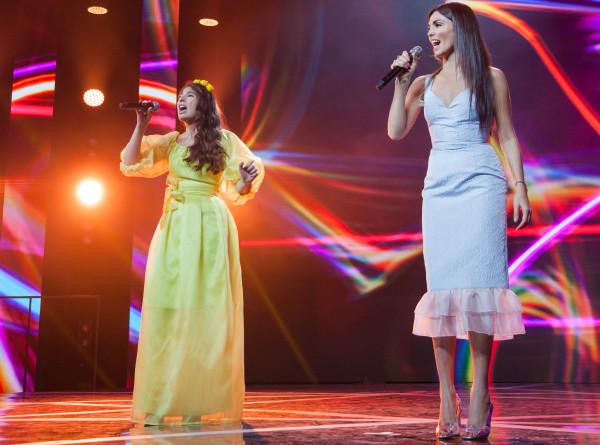 Спели со звездами: как за участников шоу «Во весь голос» болеют на родине