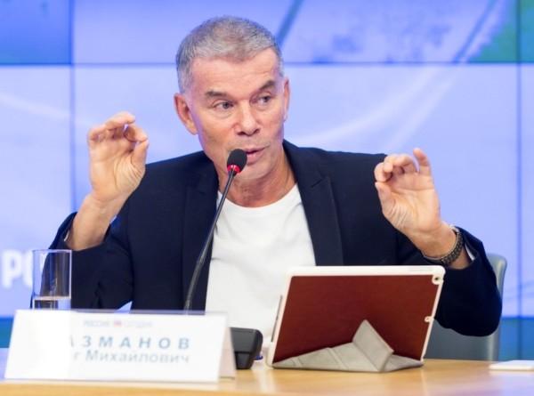 Спел идеально: Газманову понравился номер Яна Мусвидаса на шоу «Во весь голос»