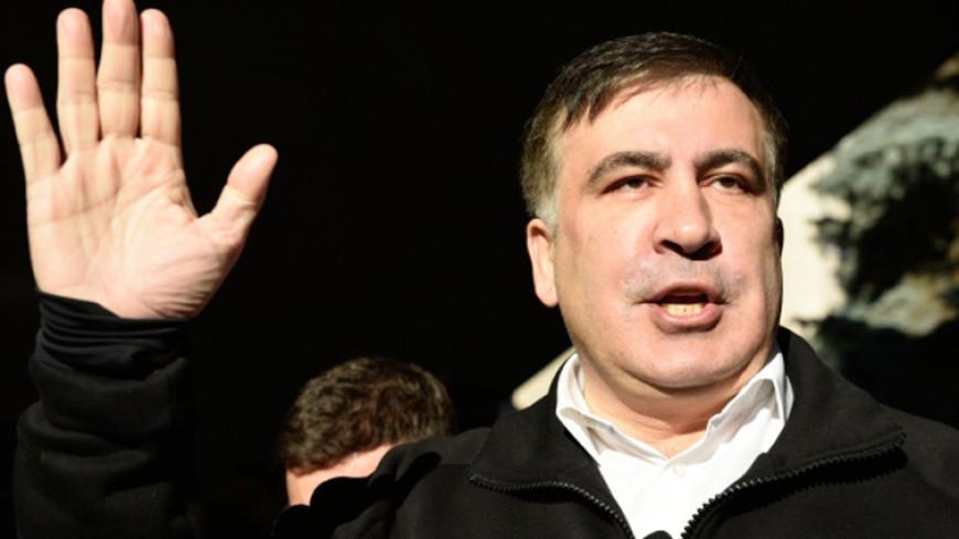 Саакашвили пообещал СБУ спеть песню, которая надолго запомнится