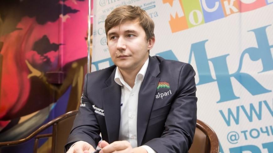 Карякин вышел в лидеры чемпионата мира по блицу после первого дня