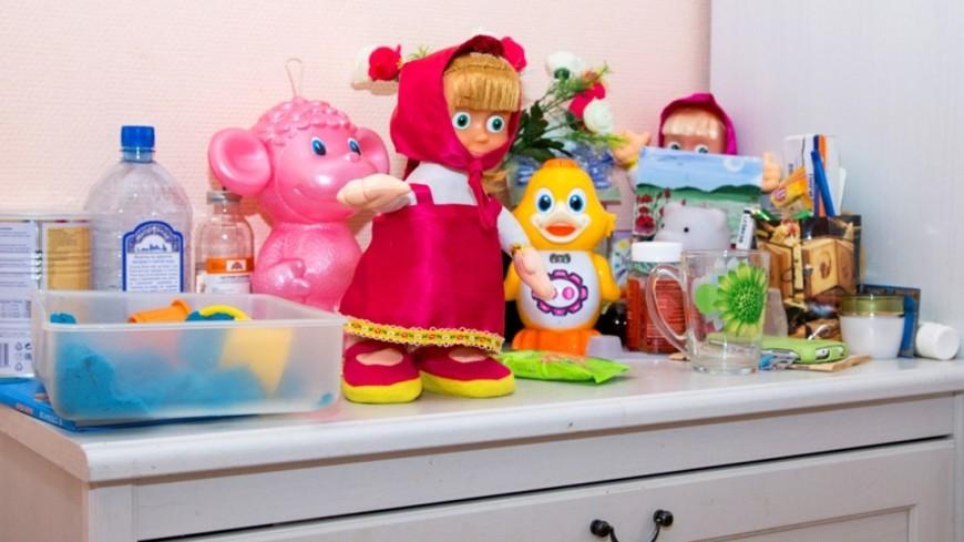 """Фото: Максим Кулачков (МТРК «Мир») """"«Мир 24»"""":http://mir24.tv/, игрушки, дом для мамы, комната, кровать, детская"""
