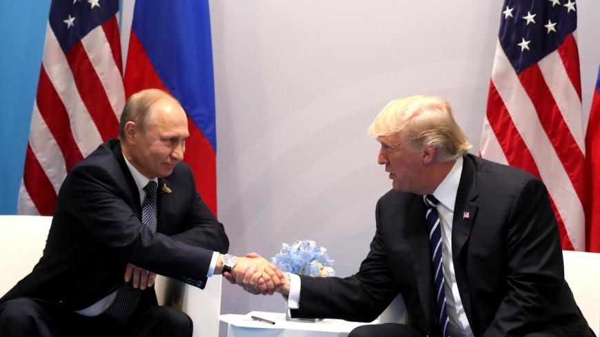 Путин и Трамп назвали раскрытие теракта позитивным примером сотрудничества