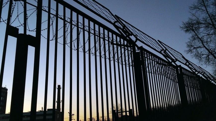 """Фото: Елизавета Шагалова, """"«Мир24»"""":http://mir24.tv/, колючая проволока, тюрьма, забор"""