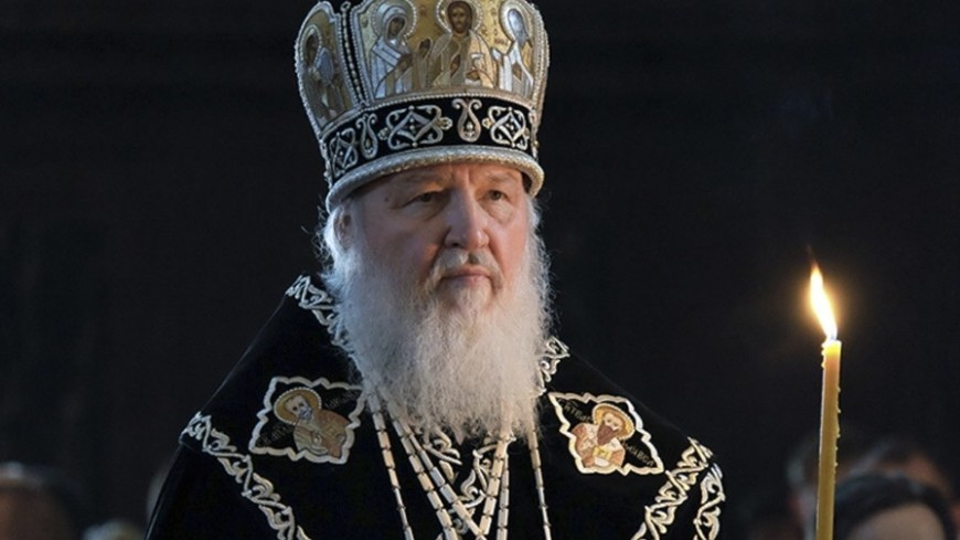 """Фото: """"РПЦ"""":http://www.patriarchia.ru/ (автор не указан), патриарх кирилл, кирилл"""