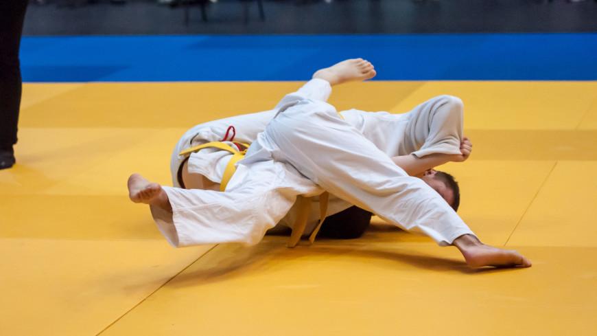 В Петербурге стартовал турнир по дзюдо серии «Мастерс»