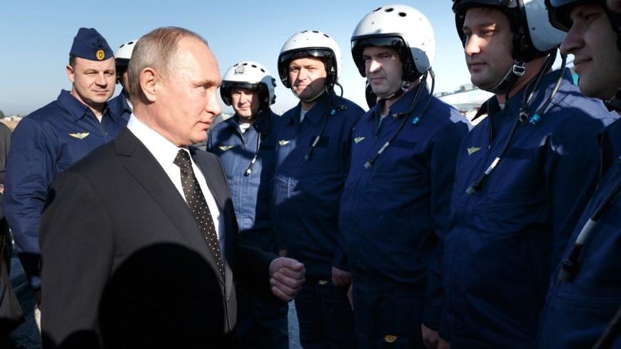 «Не в нашем характере»: Путин заявил, что Россия не отступит в борьбе с терроризмом
