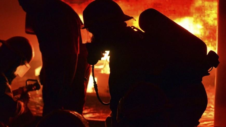 ВБерлине врезультате сильного возгорания пострадали 13 человек