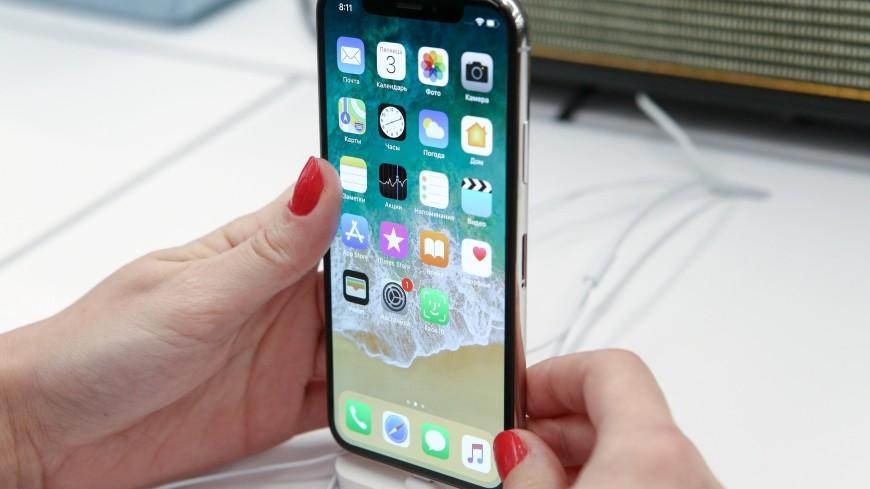 iPhone X «выдирает» у своих владельцев волосы