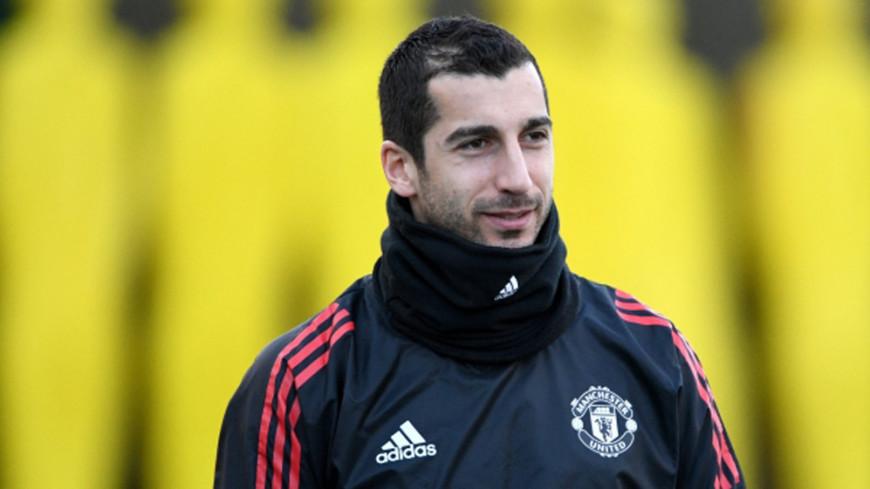 СМИ: «Манчестер Юнайтед» отпустит Мхитаряна в Италию