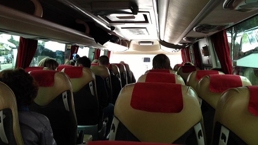 Автобус с туристами попал в ДТП в Тунисе: пострадали полсотни человек