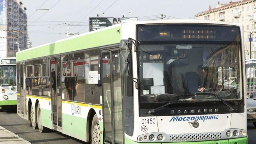 В Москве появятся 29 новых автобусных маршрутов